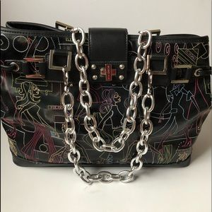 BCBGirls  purse satchel